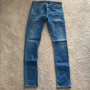 Citizens Arielle Mid-Rise Skinny